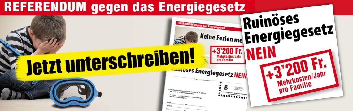 Energiegesetz Nein